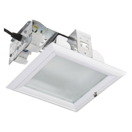 Светильник точечный Brille DL-13W/2x13W WH даунлайт