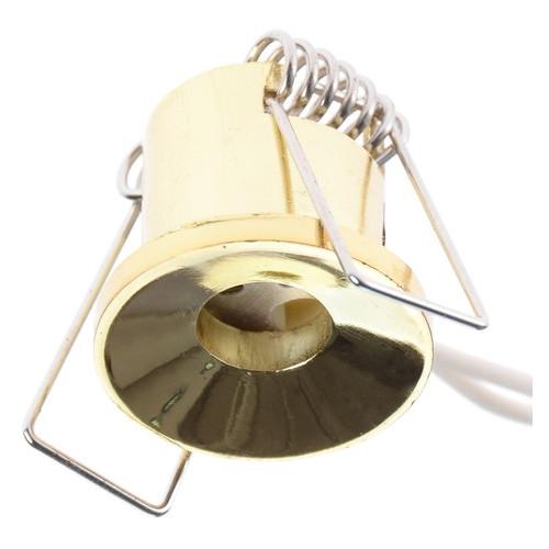 Светильник точечный Brille HDL-DJ 10 PB маленький