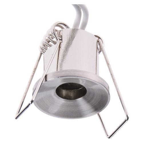Светильник точечный Brille HDL-DJ 10 SN маленький