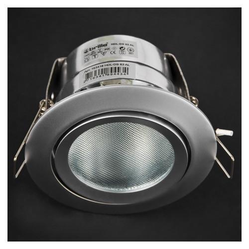 Светильник точечный Brille HDL-DS 83 AL