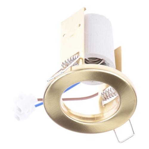 Светильник точечный Brille Ring 39 SB