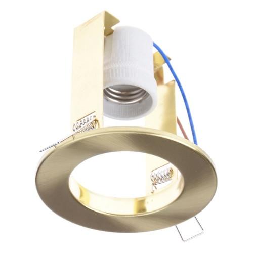 Светильник точечный Brille Ring 63 SB