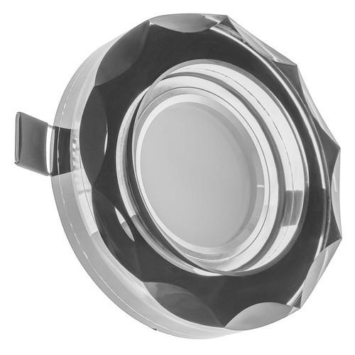 Светильник точечный Brille HDL-G249 BK (36-158)