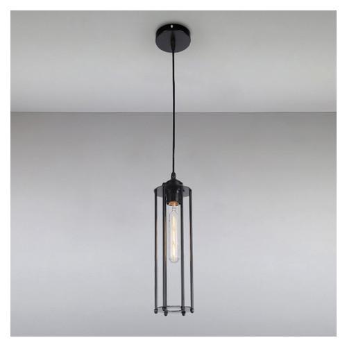 Люстра подвесная Light House LS-15050-1 BK черная
