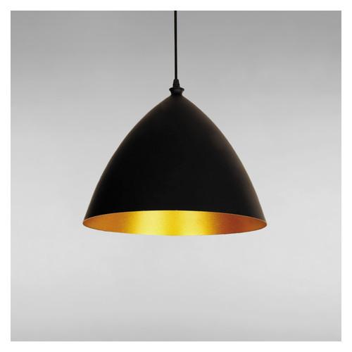 Люстра подвесная Light House LS-15055-1 BK+GD черная