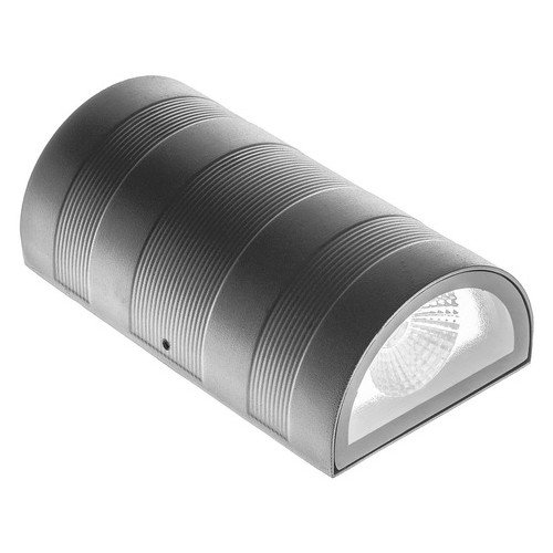 Подсветка Brille AL-219/2х3W NW COB LED IP65 BK (34-180)