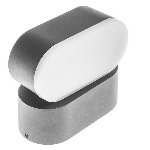 Подсветка Brille AL-254/6W NW LED IP54 BK (34-220)
