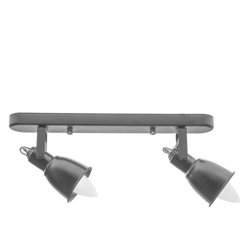 Brille HTL-187/2 E14 BK светильник спот (26-727)