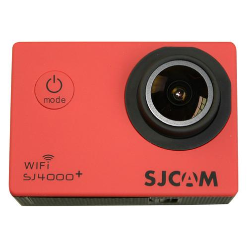 Экшн-камера SJCam SJ4000+ 2K красный