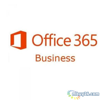 Офисное приложение Microsoft Microsoft 365 Business 1 Year Corporate (61795cab_1Y)