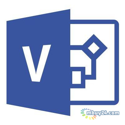 Офисное приложение Microsoft Visio Online Plan 2 1 Year Corporate (b4d4b7f4_1Y)