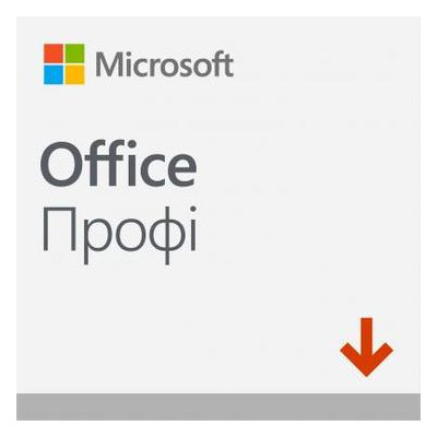 Офисное приложение Microsoft Office Pro 2019 All Lng PKL Online CEE Only DwnLd C2 Конверт (269-17064-ESD)