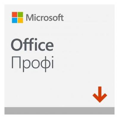 Офисное приложение Microsoft Office Pro 2019 All Lng PKL Online CEE Only DwnLd C2 Конверт (269-17064-ESD)