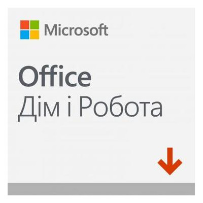 Офисное приложение Microsoft Office Home and Business 2019 All Lng PKL Onln CEE Конверт (T5D-03189-ESD)