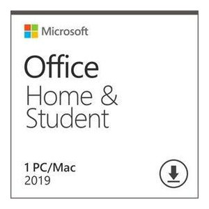 Программный продукт Microsoft Office Home and Student 2019 All Lng PKL Onln CEE Only DwnLd C2R NR