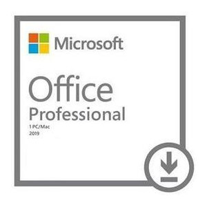 Программный продукт Microsoft Office Pro 2019 All Lng PKL Online CEE Only DwnLd C2R NR
