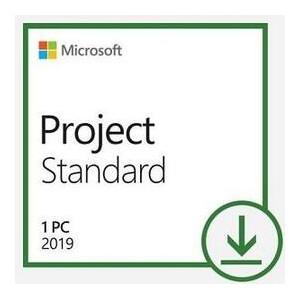 Программный продукт Microsoft Project Standard 2019 Win All Lng PKL Online DwnLd C2R NR