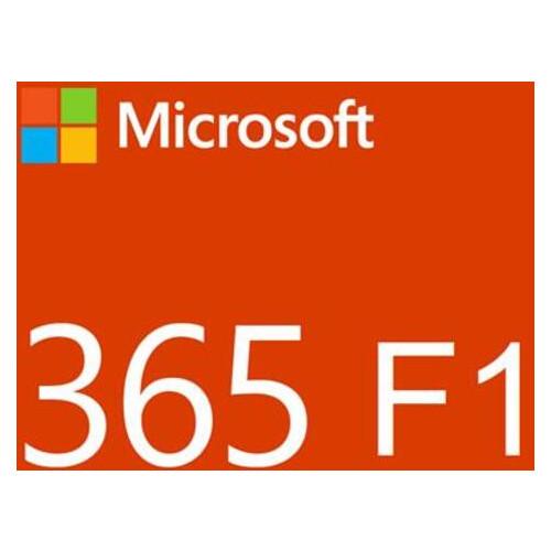 Программный продукт Microsoft Microsoft 365 F1