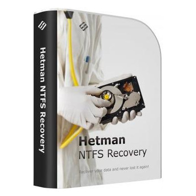 Системная утилита Hetman Software Hetman NTFS Recovery Домашняя версия (UA-HNR2.3-HE)