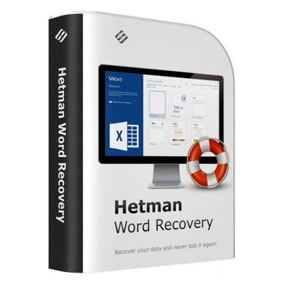 Системная утилита Hetman Software Hetman Word Recovery Офисная версия (UA-HWR2.1-OE)