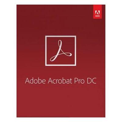 Офисное приложение Adobe Acrobat Pro DC teams Multiple/Multi Lang Lic Subs New 1Year (65297934BA01A12)