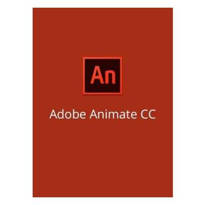 Офисное приложение Adobe Animate CC / Flash Professional CC teams Multiple/Multi Lang (65297552BA01A12)