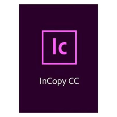 Офисное приложение Adobe InCopy CC teams Multiple/Multi Lang Lic Subs New 1Year (65297670BA01A12)