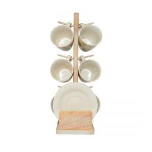 Чайный набор Krauff Hortensie 12пр (24-269-050)