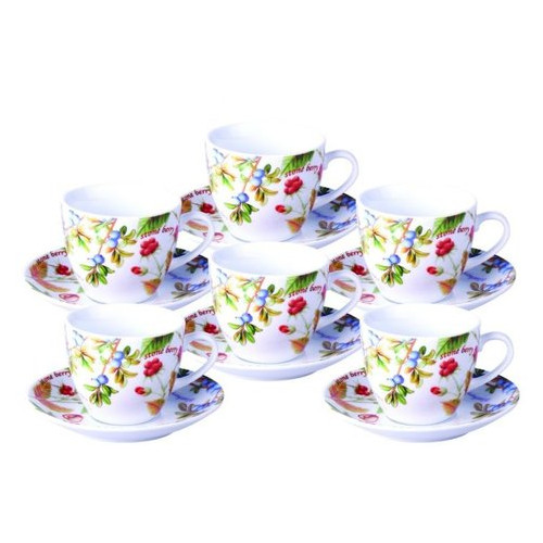 Набор чайный Keramia Лесные ягоды 12 предметов (K24-198-045)