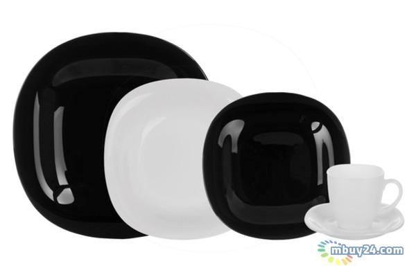 Сервиз Luminarc Carine White&Black 30 предметов (N1500)