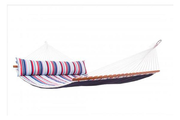 Гамак Arlio Toledo семейный с подушкой двухсторонний (1.5х3.2м)