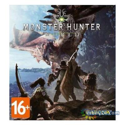 Игра Capcom MONSTER HUNTER: WORLD