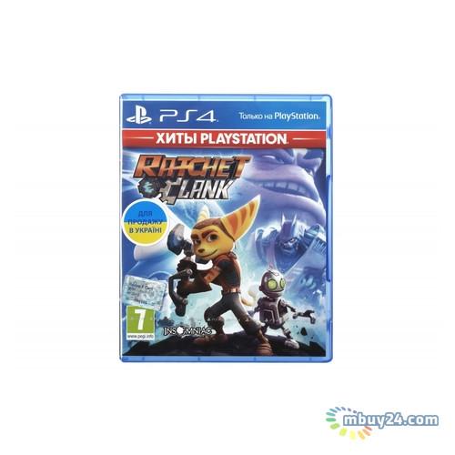 Игра Ratchet & Clank для Sony PlayStation 4 Russian version Blu-ray (9426578)