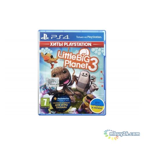 Игра PS4 LittleBigPlanet 3 (9424871)