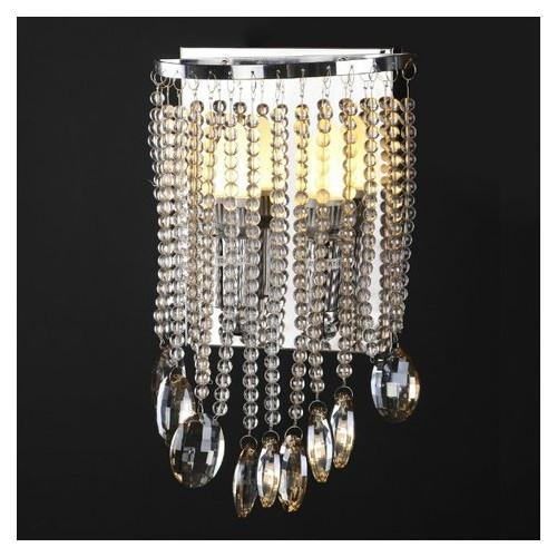 Бра Brille BCL-377W/2 E14+6 LED