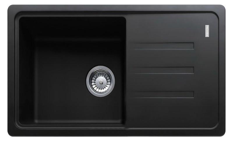 Кухонная мойка Franke BSG 611-78 Оникс (114.0375.041)