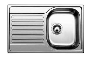 Кухонная мойка Blanco 513441 tipo 45S compact сталь