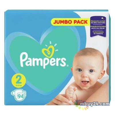 Подгузник Pampers New Baby Mini Размер 2 (4-8 кг), 94 шт. (8001090948137)