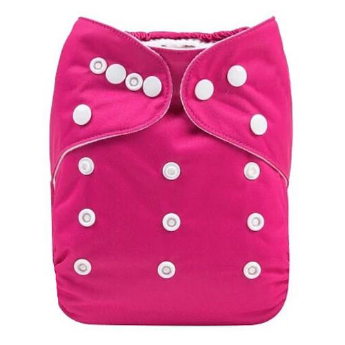 Подгузник многоразовый Berni c вкладышем Pink (3-15 кг) (54581000290)