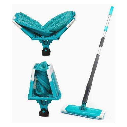Швабра с отжимом Titan Twister Mop, Голубой