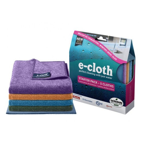 Набор для уборки E-Cloth Starter Pack