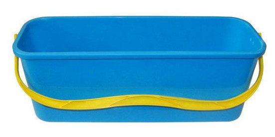 Ведро пластиковое АМА 45x15x17см для широкой швабры