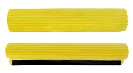 Запаска на швабру АМА 34см желтая