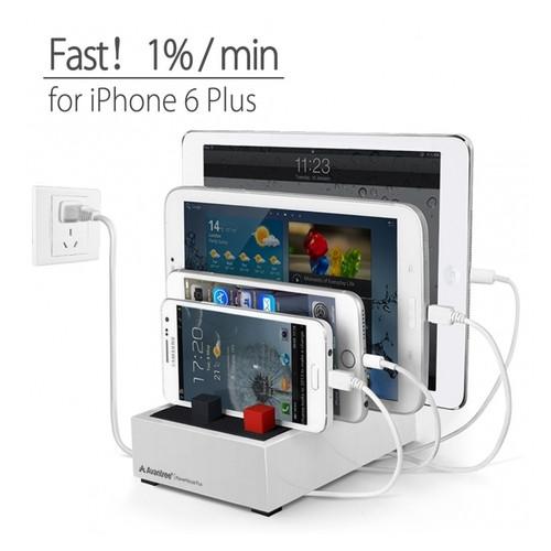 Подставка для телефона и планшета Avantree Power House 8A Intellectual Multi Chargers