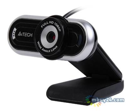 Веб-камера A4 PK-920H-1 HD Black/Silver