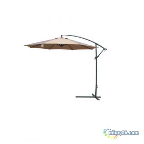 Зонт MH-2062 с боковой опорой кафе 2.7м