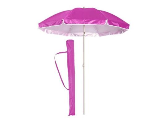 Пляжный зонт с наклоном 2.0 Umbrella Anti-UV Розовый