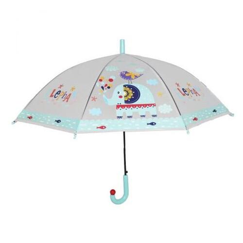 Зонтик бирюзовый (C45620)