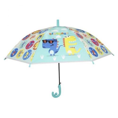 Зонтик голубой (C45608)