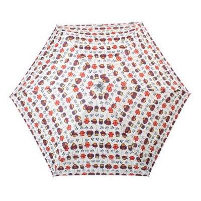 Зонт женский облегченный механический H.Due.O HDUE-160-3